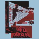 4d man (b-movie) by BungleThreads