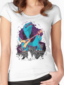 T-Rox Women's Fitted Scoop T-Shirt
