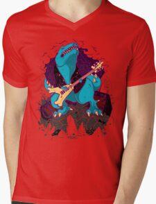 T-Rox Mens V-Neck T-Shirt