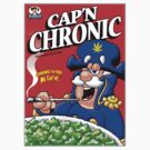 Cap'n Chronic  by mouseman