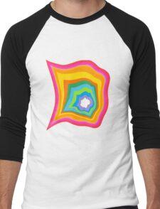 Concentric 4 Men's Baseball ¾ T-Shirt