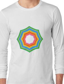 Concentric 6 Long Sleeve T-Shirt