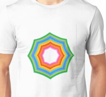 Concentric 6 Unisex T-Shirt