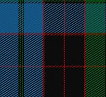 00016 Stewart of Bute Clan Tartan Fabric Print Iphone Case by Detnecs2013