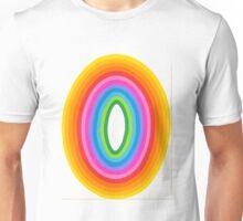 Concentric 9 Unisex T-Shirt