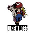 Boss Mario by bubbaluvva