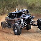 Offroad Racing by Alan  McIntosh