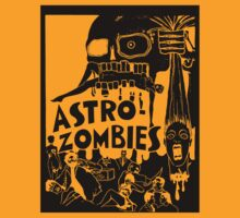 Astro zombies! by BungleThreads