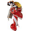 芸者 Geisha Doll by 73553