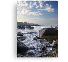 Rhode Island Coast Canvas Print