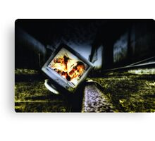 Broken Pc 01 Canvas Print