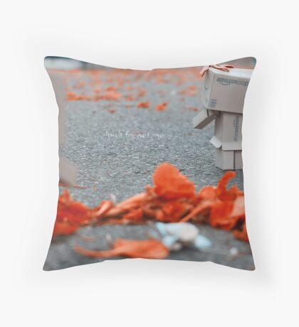 kute danbo Throw Pillow