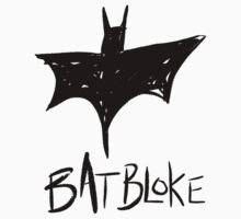 Bat Bloke Kids Clothes