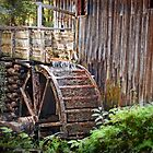 Mill Wheel by LarryB007