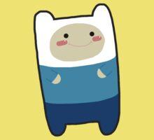 Adventure Time: Finn The Cutie by mutantrentboy