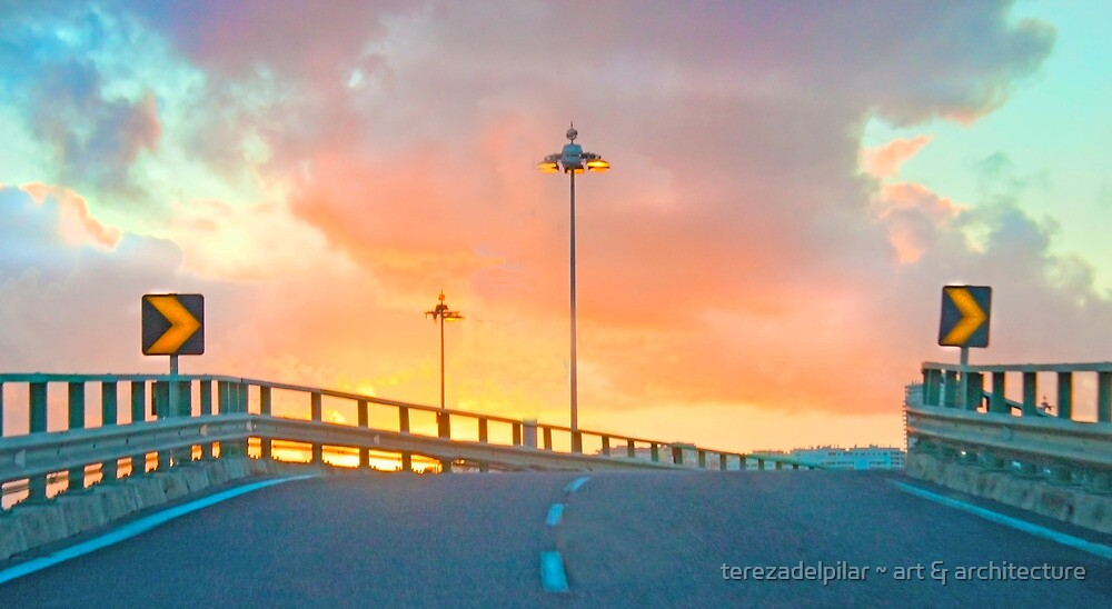 road to the sky by terezadelpilar~ art & architecture