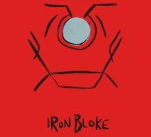 Iron Bloke One Piece - Short Sleeve