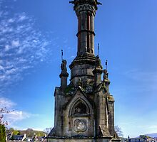 Galloway Memorial, Newton Stewart by Tom Gomez