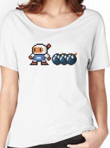 Bomberman pixel Women's Relaxed Fit T-Shirt