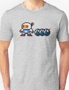 Bomberman pixel Unisex T-Shirt