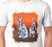 Rising Samurai Unisex T-Shirt