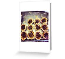 bakery  Greeting Card