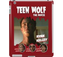 Teen Wolf Old Comic [Parrish] iPad Case/Skin