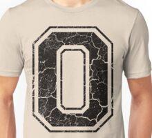 O - the Letter Unisex T-Shirt