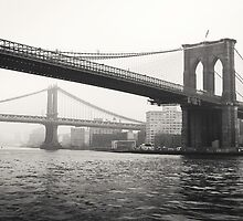Brooklyn Bridge by alexzmendoza