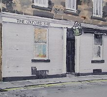 Oxford Bar (Rebus's pub) by Ross Macintyre