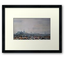 My Edinburgh Framed Print