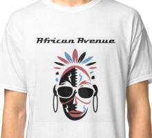 African Avenue Classic T-Shirt