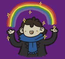 ~MURDER~ (Blank Rainbow) by geothebio