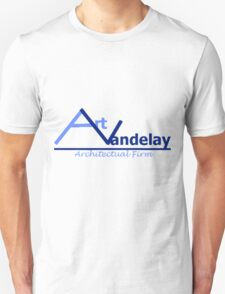 Art Vandelay Architecture  T-Shirt