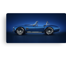 Shelby Cobra 427 - Water Snake Canvas Print