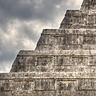 El Castillo, detail by Nicolas Noyes