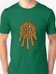 Peach Octopie T-Shirt