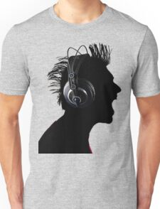Music makes you lose control Unisex T-Shirt
