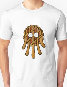Pumpkin Octopie Unisex T-Shirt