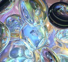 Abstract Reflections by perkinsdesigns