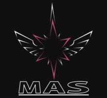 MAS Shirt (Chest Wireframe) by Brisineo