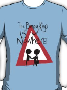 The Boney Kings of Nowhere Red Triangle T-Shirt
