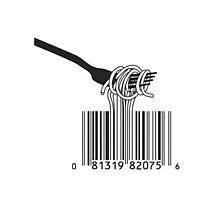 Spaghetti Bar Code by lucasbrondi