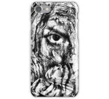 cover my face iPhone Case/Skin