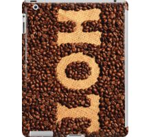 Hot Coffe iPad Case/Skin