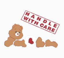 Handle With Carebear by GateGraffiti