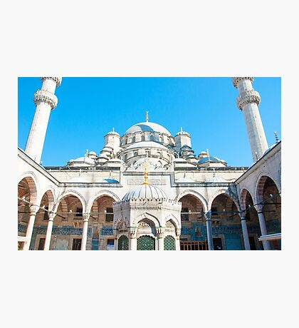 The New Mosque  Photographic Print
