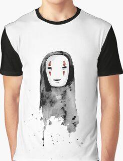 No-Face Painting - Studio Ghibli Graphic T-Shirt