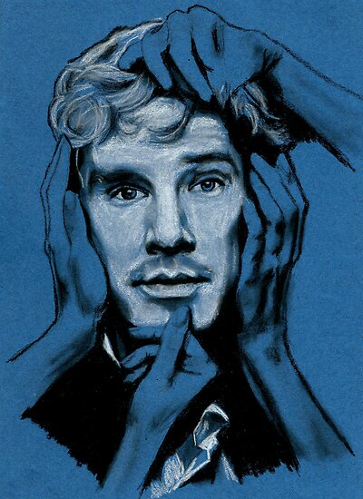 Benedict Cumberbatch by Tbevie