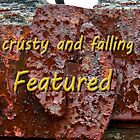 rusty featured by debidabble